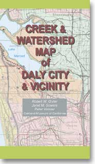 Watershed Map of Daly City Vicinity