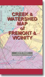 Watershed Map of Fremont Vicinity