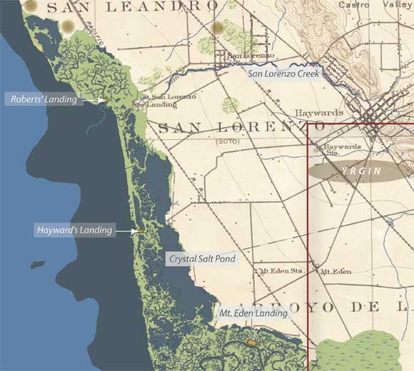 San Leandro Creek Watershed